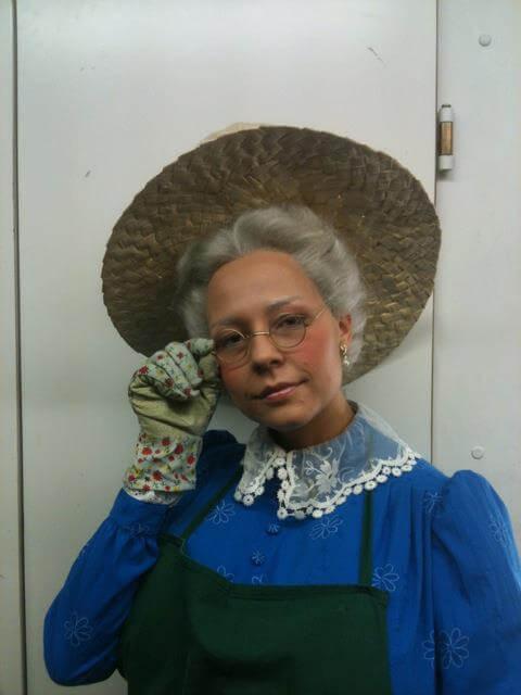 Grosmutter in Raüber Hotzenplotz, Oper Köln